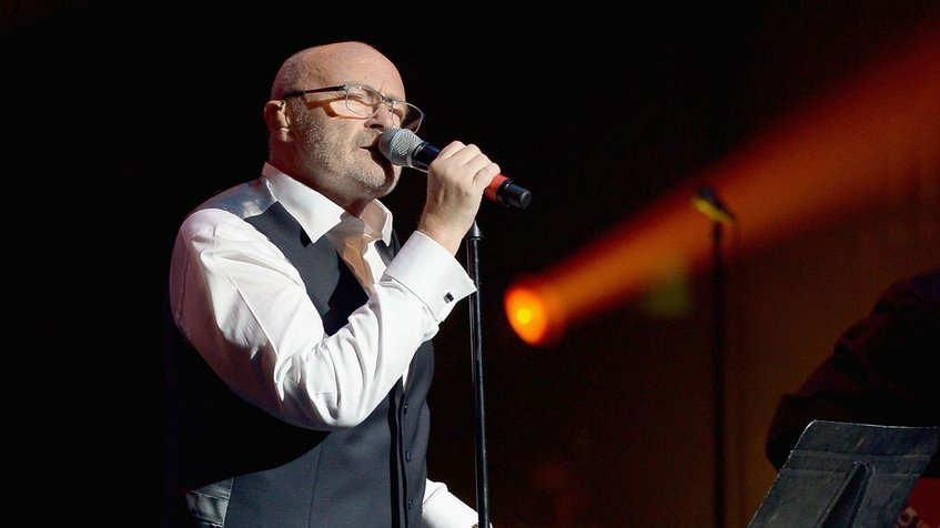 Phil Collins regresará al escenario
