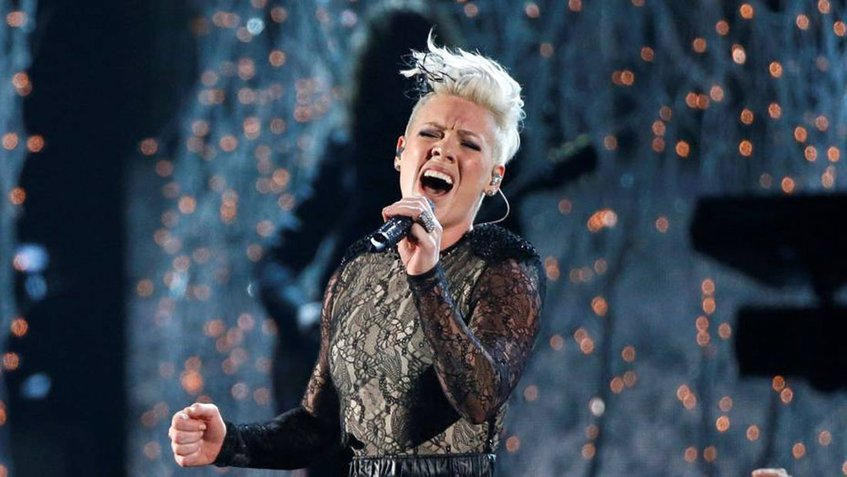 ¡Pink será la gran homenajeada en los MTV Video Music Awards 2017!