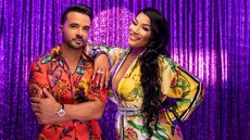 Luis Fonsi y Stefflon Don