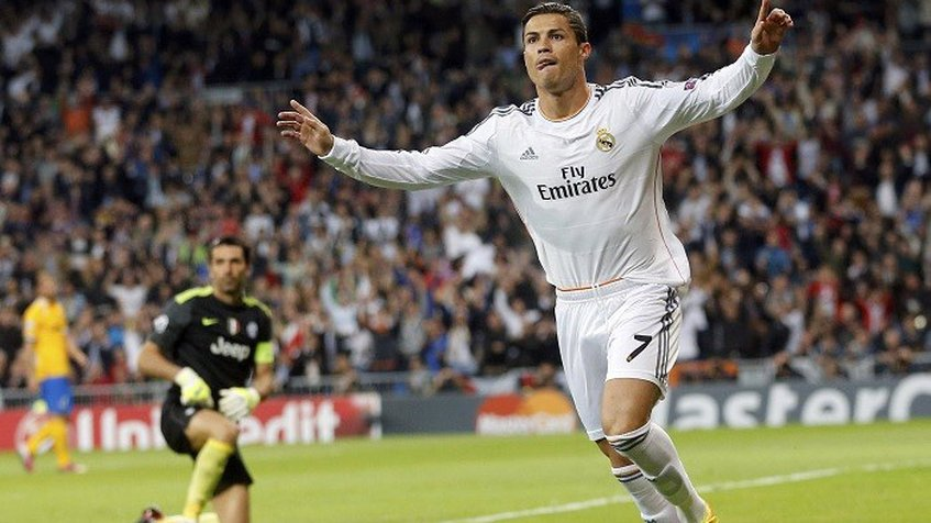Gol de CR7, 500 del Real Madrid en Champions