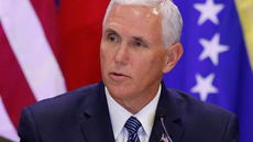 Mike Pence Vicepresidente de Estados Unidos