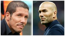 Simeone Vs Zidane
