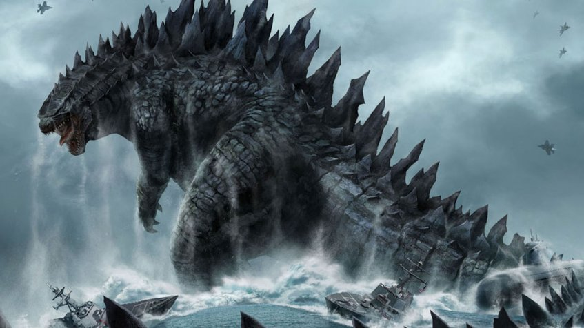 Estos serán los Kaiju debutantes en Godzilla: King of the Monsters