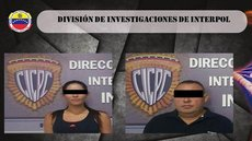 Detenidos por Interpol