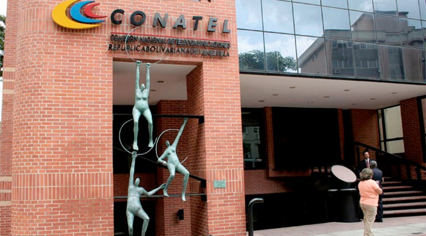 Conatel regulará
