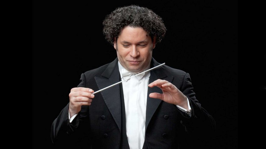 Dudamel tendrá estrella en Hollywood
