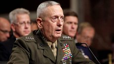 Secretario de Defensa de Estados Unidos, James Mattis