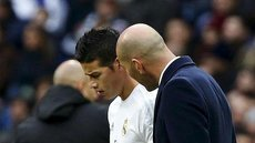 James - Zidane
