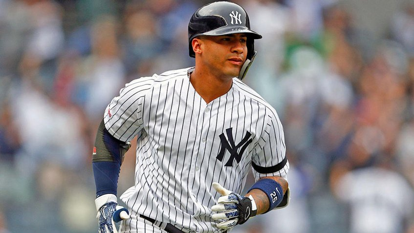Gleyber Torres Yankees de New York
